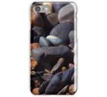 beach rocks iPhone Case/Skin