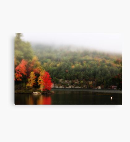 New York's Adirondack region IV Canvas Print