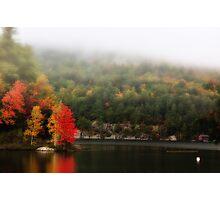 New York's Adirondack region IV Photographic Print