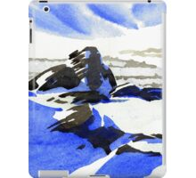 Curbar Edge, Peak District, Derbyshire iPad Case/Skin