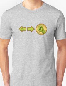 rolling attack - Blanka T-Shirt