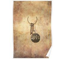 Keys To Love Poster