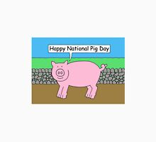 National Pig Day Classic T-Shirt