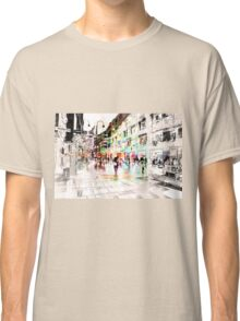 Vienna Rhapsody in Greys Classic T-Shirt