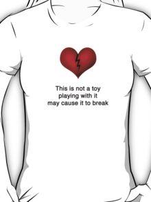Heart Toy T-Shirt
