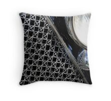 Criss-Cross Grillin Throw Pillow