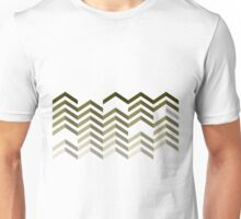 Seamless pattern with zigzags Unisex T-Shirt