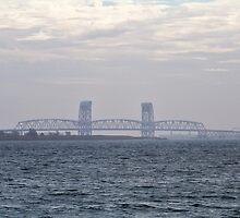 Marine Parkway Bridge by Dandelion Dilluvio