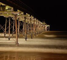 Saltburn Pier 3 by dougie1page2