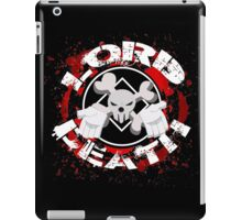 Lord Death iPad Case/Skin