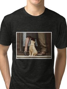 A Soldiers Goodbye Tri-blend T-Shirt