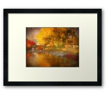 The Colours I See When I Dream of You Framed Print
