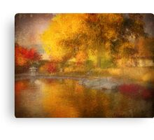 The Colours I See When I Dream of You Canvas Print