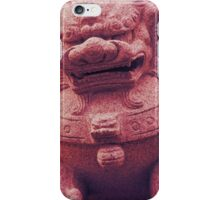 RED DOG iPhone Case/Skin