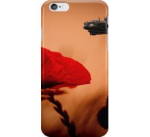 Lancaster Poppies  iPhone Case/Skin