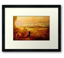 Ways of Walking 2 Framed Print