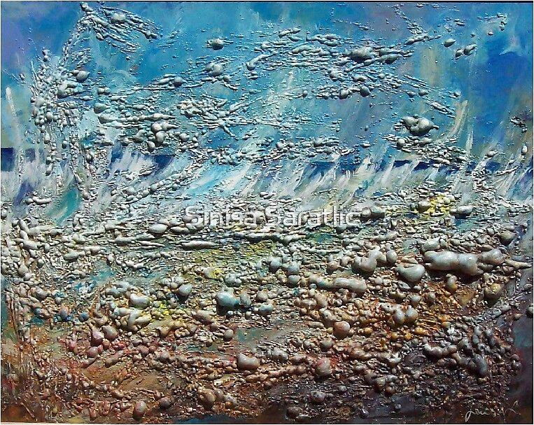 Ocean Crescendo by Sinisa Saratlic