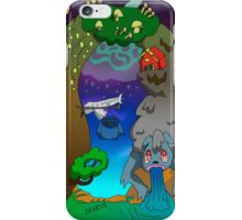 Psychedelic Arch 1 iPhone Case/Skin