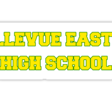 BELLEVUE EAST SR HIGH SCHOOL Sticker