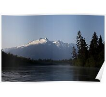 Bute Inlet Majesty Poster