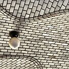 Walkway Ceiling by joan warburton