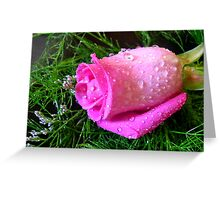 "*""THE ROSE""* Greeting Card"