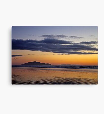 Kapiti Island Dreaming Canvas Print