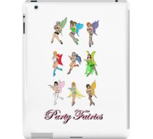 Party Fairies 1 iPad Case/Skin