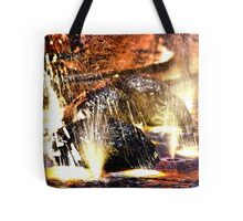 Forecast: Light Showers Tote Bag