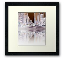 One view of Toronto Framed Print