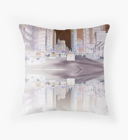 One view of Toronto Throw Pillow
