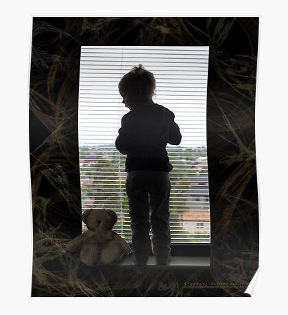 """The Teddy Bear"" Poster"