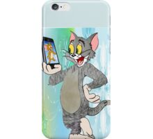 Tom and Jerry  ( 5177 views) iPhone Case/Skin