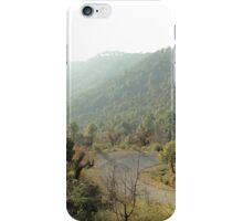 A Glimpse of Himachal iPhone Case/Skin