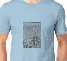 WATERBIRD SCULPTURE Unisex T-Shirt