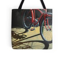 Red Classic  Tote Bag