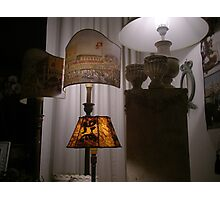 Lamps and lamps Photographic Print