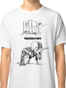 Dino Mania Triceratops Classic T-Shirt
