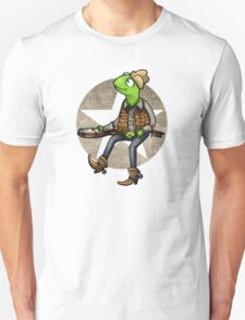 nothing haults this frog T-Shirt