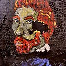 The Puzzle that is Vincent ( Homage to Vincent ) by Richard  Tuvey