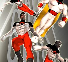 Space Ghost SDCC by CWR63
