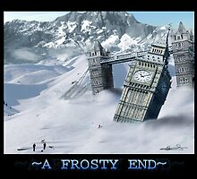 A Frosty End by SuperSprayer