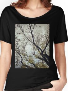 Birds Between The Trees Women's Relaxed Fit T-Shirt