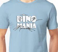 Dino Mania Logo Unisex T-Shirt