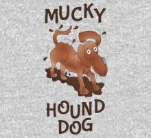Mucky Hound Dog Baby Tee