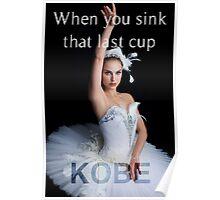 Kobe. Poster
