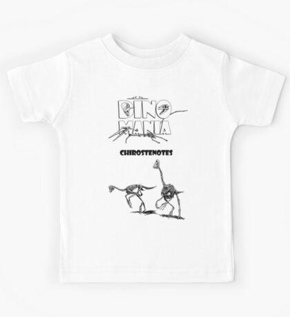 Dino Mania Chirostenotes Kids Tee