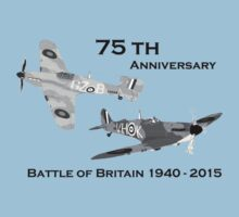 Battle of Britain 75th Anniversary  Baby Tee