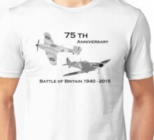 Battle of Britain 75th Anniversary  Unisex T-Shirt