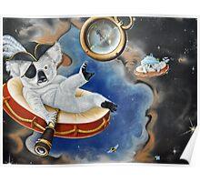 Bearings In Space Poster